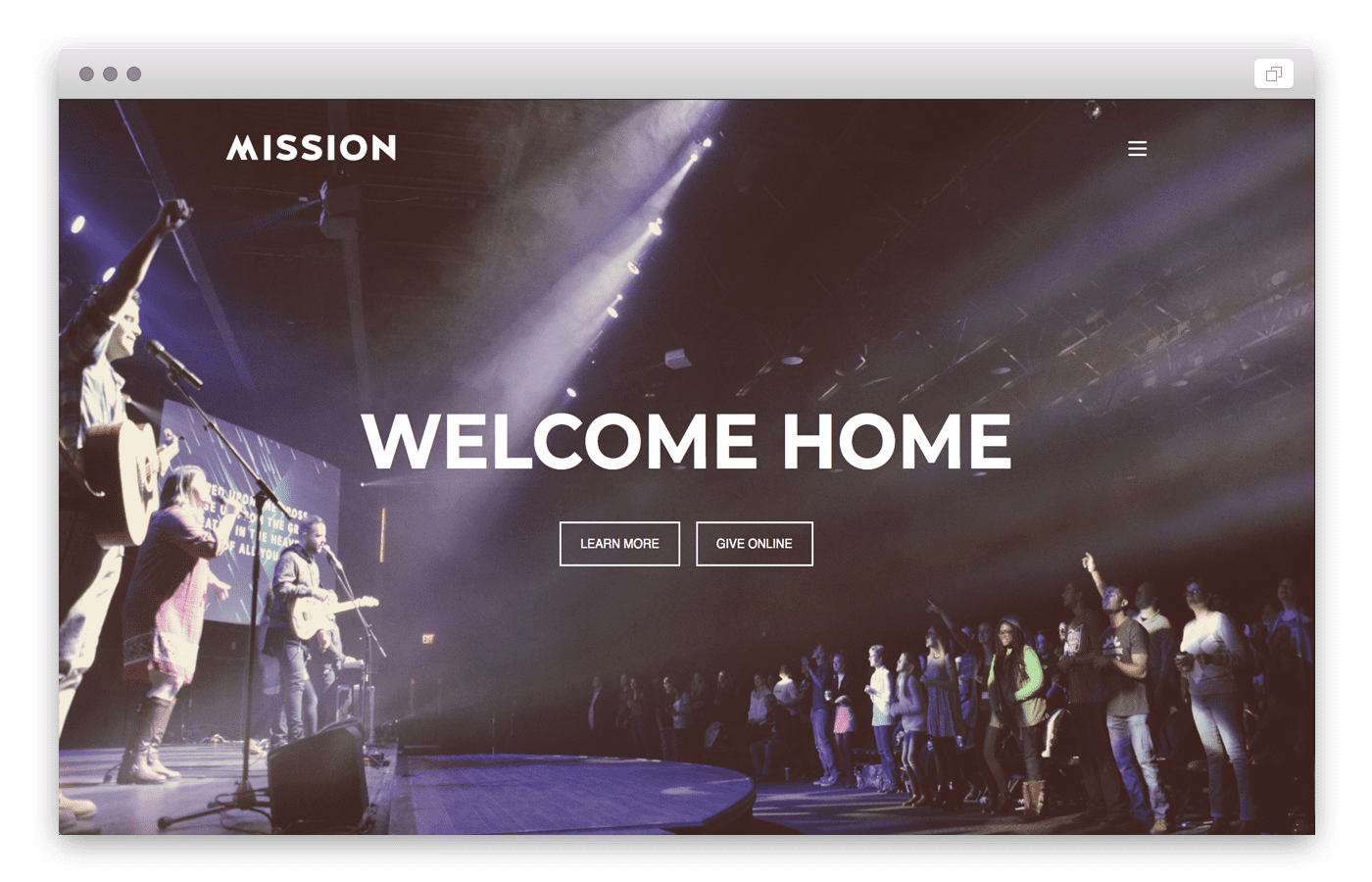 slideout-church-website-builder